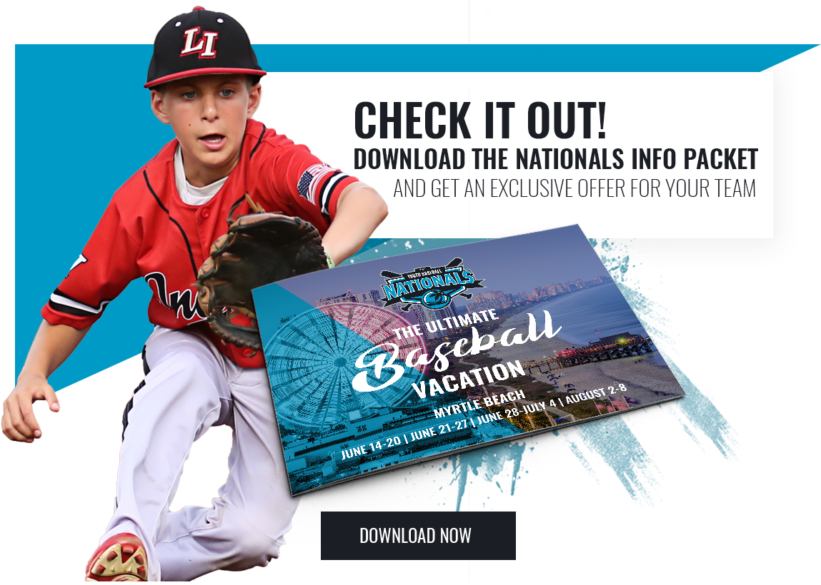 Youth Baseball Nationals | Myrtle Beach