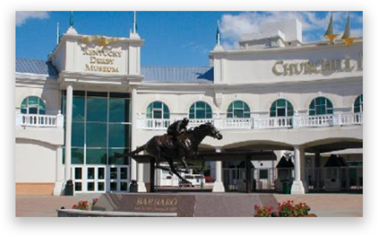 Churchill Downs at Youth Baseball Nationals Kentucky Tournament