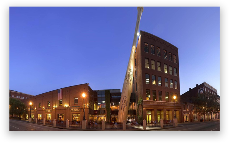 Youth Baseball Nationals | Louisville Slugger Museum & Factory