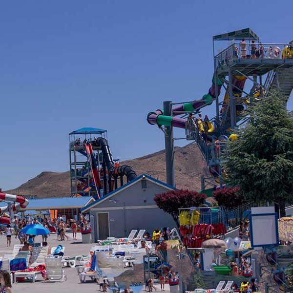 Wild Island Waterpark at Youth Baseball Nationals Reno Tournament