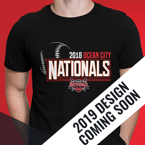 OFFICIAL 2019 TOURNAMENT SHIRTS